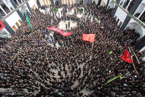 Imam Hossein's sacrifice, true example of righteousness