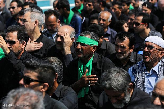 Tasu'a mourning in Kish