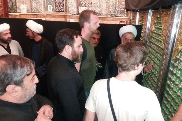 5 Christian tourists convert to Islam in Gorgan