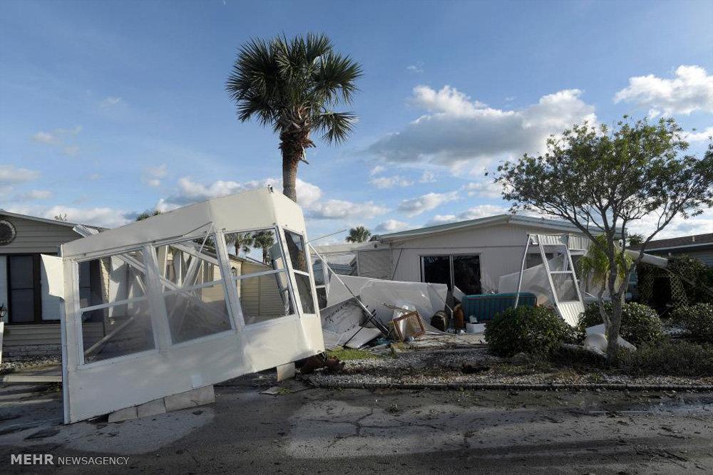 پس از طوفان متیو
