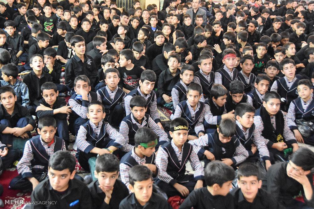 همایش دانش آموزی در شهرضا