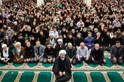 نماز باشکوه ظهر عاشورا در بوشهر اقامه شد