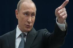 «پوتین» اقدام پارلمان اروپا علیه رسانه های روسیه را محکوم کرد