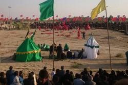 بازسازی عاشورا در قطب تعزیه استان بوشهر/ نمایش واقعه کربلا با هنر