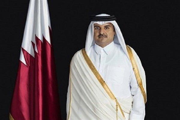 أمير قطر يقدم تعازيه للعراق حكومة وشعبا على فاجعة عزاء طويريج بكربلاء