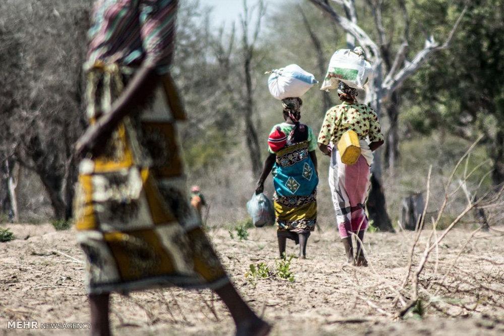 خشکسالی در موزامبیک