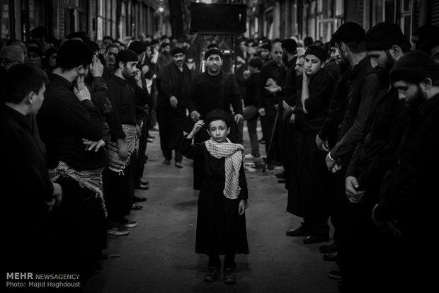 آذربایجان شرقی در سوگ رحلت پیامبر اکرم(ص) و شهادت امام حسن مجتبی