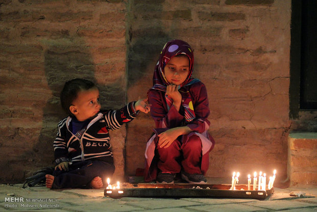أطفال عاشوراء في العزاء الحسيني
