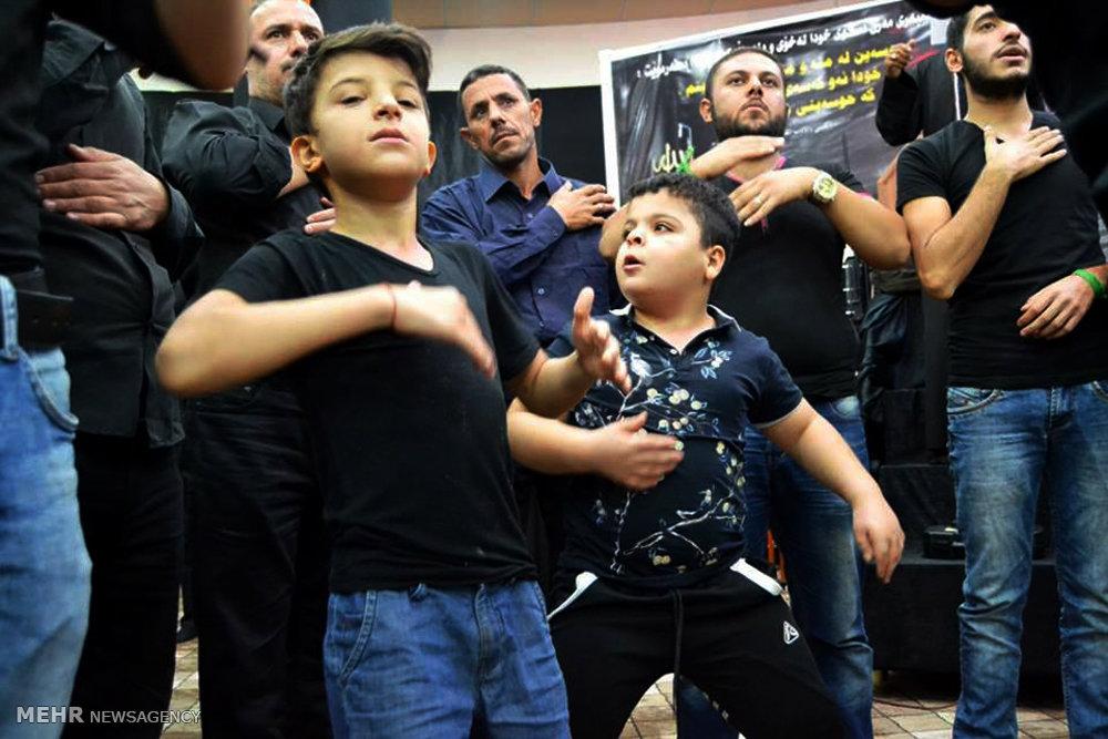 برگزاری مراسم تاسوعا و عاشورا در شهرهای اقلیم کردستان عراق