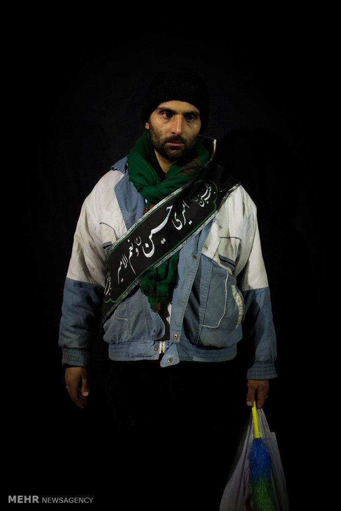 عزاداران حسینی