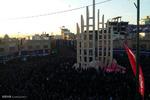 نمایش عزت شیعه در اجتماع باشکوه زینبیه اعظم زنجان