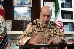 تعيين العميد نوذر نعمتي مساعدا لقائد القوات البرية للجيش الإيراني