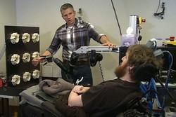 معلولان قدرت حسی خود را باز مییابند/ فیلم