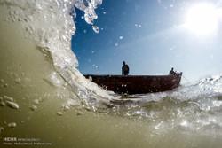 Fishing season begins in Caspian Sea