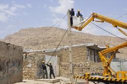 برق رسانی به روستا