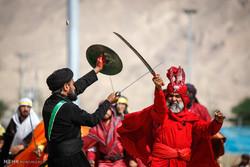 ششمین سوگواره استانی تعزیه دشتستان به پایان اجراهای خود رسید