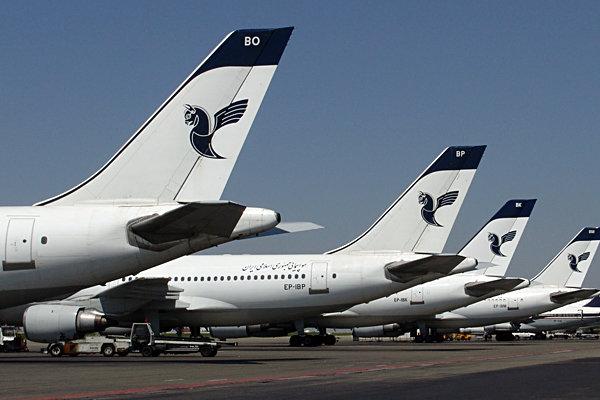 مذاکره با ۴کشور برای لیزینگ هواپیما/اروپاییها پای کار هستند