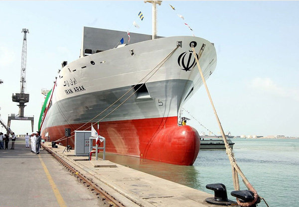 Iranian shipping line's global ranking jumps to 19
