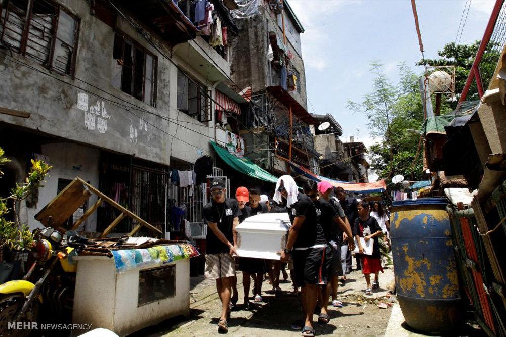 مبارزه با مواد مخدر در فیلیپین