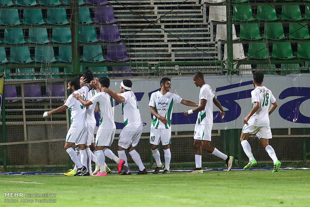 پیروزی ذوب آهن اصفهان مقابل استقلال خوزستان