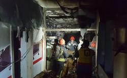 آتش سوزی در یکی از رستوران های گرگان/آتش اطفا شد
