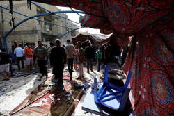عراق کے دارالحکومت بغداد میں دہشت گردانہ خودکش حملہ