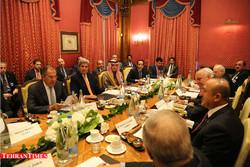Lausanne round of Syrian talks
