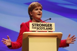 اسکاتلند: برگزاری همه پرسی استقلال ربطی به «جانسون» ندارد