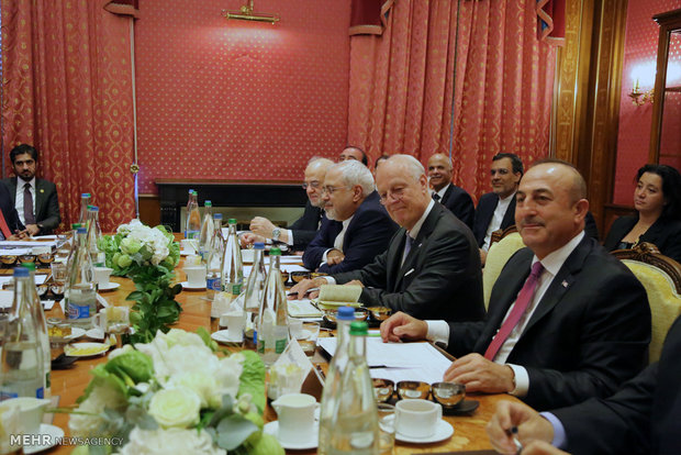Lausanne round of Syrian talks