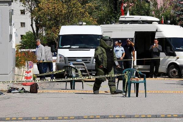 Bombalı araçtaki terörist kadın çıktı