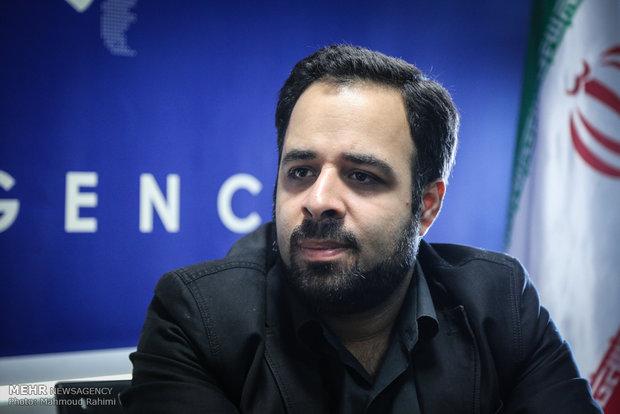 مصاحبه با احسان باقری رئیس خانه عکاسان ایران