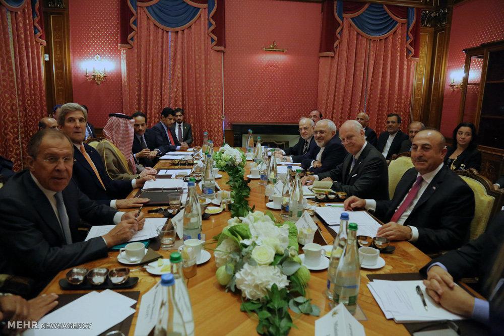 نشست بین المللی سوریه در لوزان
