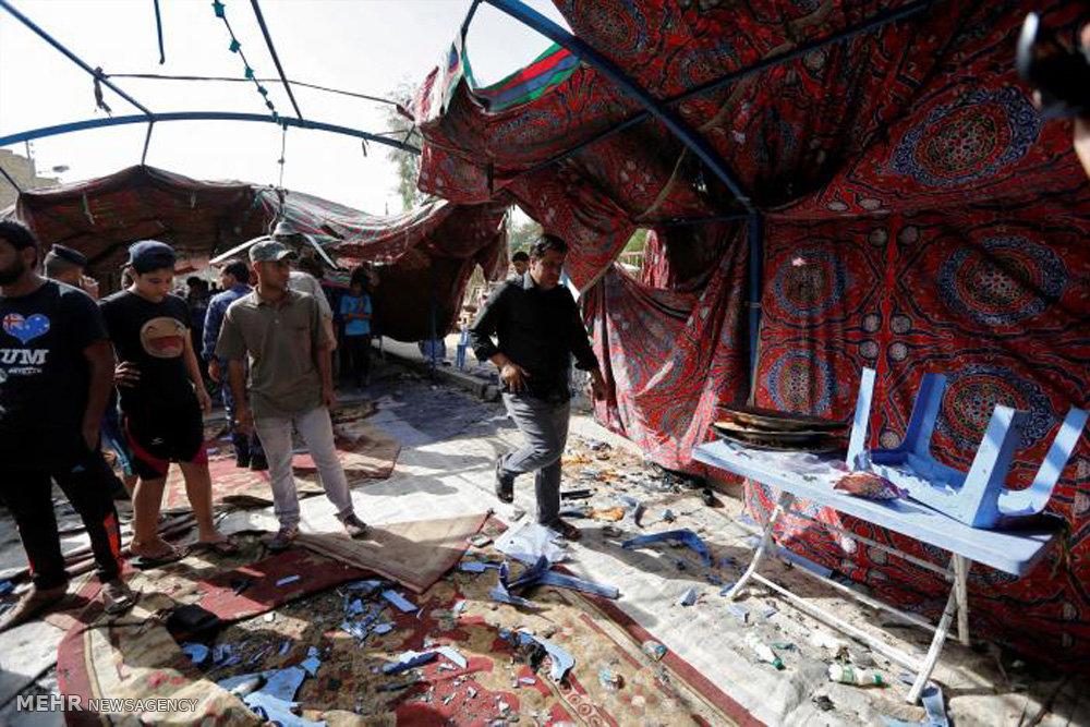 انفجارهای تروریستی در عراق