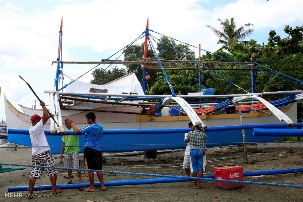 طوفان در فیلیپین