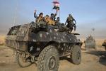 آزادی ۲ منطقه جدید/ نیمی از بخش قدیمی غرب موصل در کنترل عراقی ها