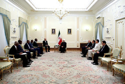 Ties with Africa 'strategic for Iran'