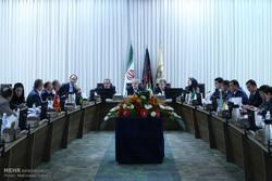 اجلاس پنج جانبه راه آهن