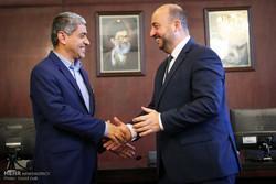 دیدار وزیران اقتصاد ایران و لوکزامبورگ