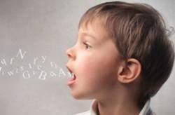 گفتار درمانی شیوه ای موثر برای کودکان مبتلا به اوتیسم
