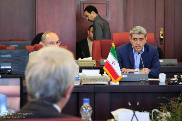 Iran, Luxembourg economy ministers meet in Tehran