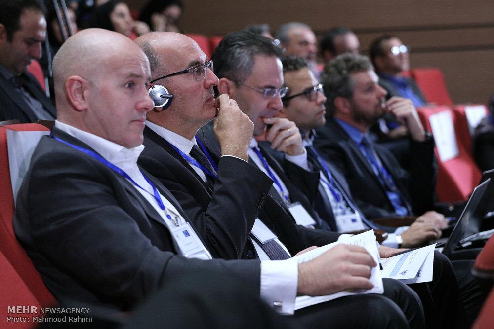 سمینار مشترک ایران و اتحادیه اروپا در مورد سیاست گذاری در راه آهن