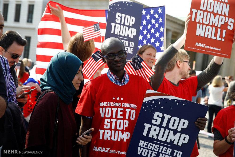 واکنش ها به پدیده ترامپ در کشورهای مختلف