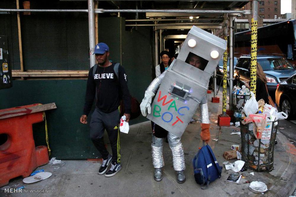 جشنواره کومیک کان در نیویورک