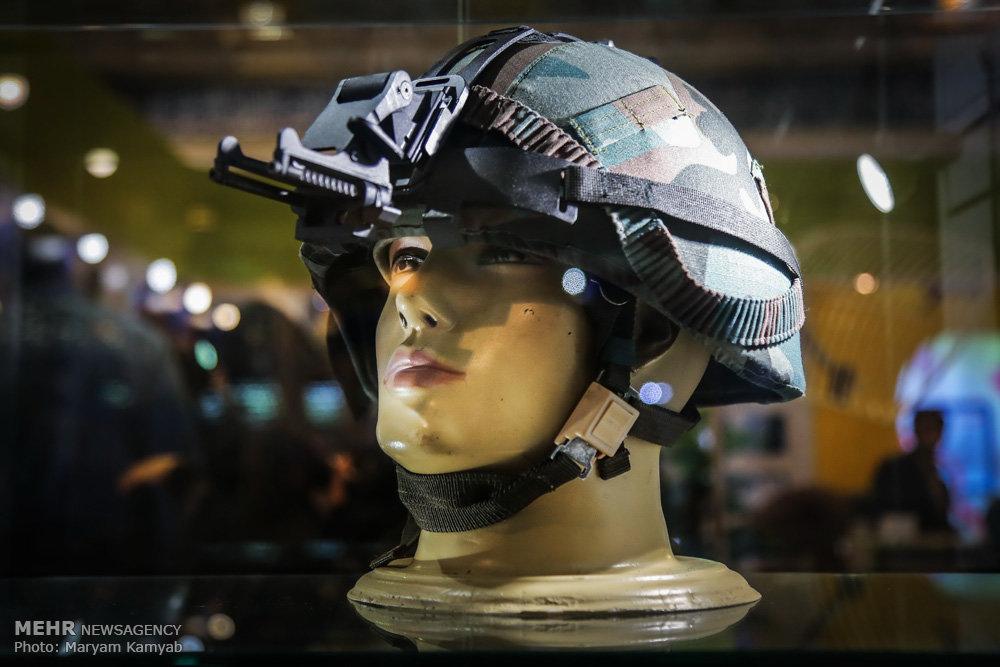 افتتاح پانزدهمین نمایشگاه بین المللی پلیس