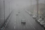 ۱۳محور مسدود شدند/ مه گرفتگی و کاهش دید دربرخی از جاده ها