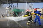 انجام ۴ عملیات توسط آتشنشانان همدانی طی ۲۴ ساعت گذشته