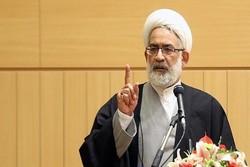 المدعي العام الإيراني يؤكد على ضرورة التناغم بين السلطتين التنفيذية والقضائية