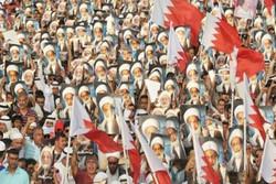 تجمع بحرینی ها در دفاع از شیخ عیسی