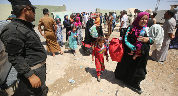 More aid needed for Mosul as 200,000 residents may flee Iraqi city