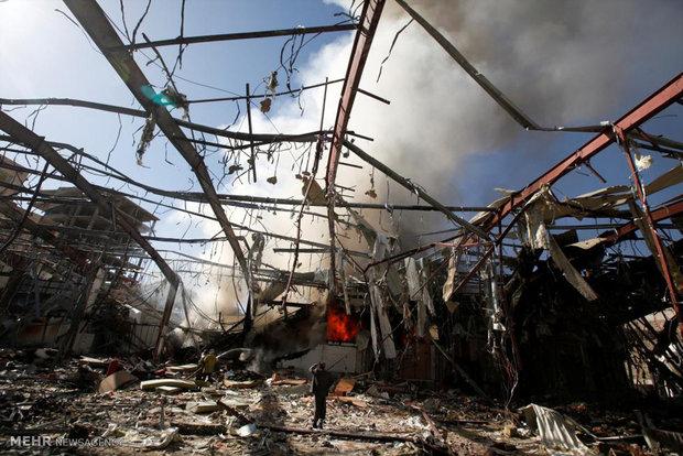 جنگ در یمن
